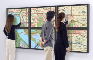 Matrox and 3M Multi-Touch Multi-Display Solutions
