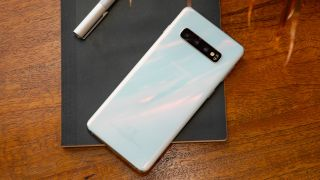The S10 (above) could have a different camera configuration but otherwise look similar