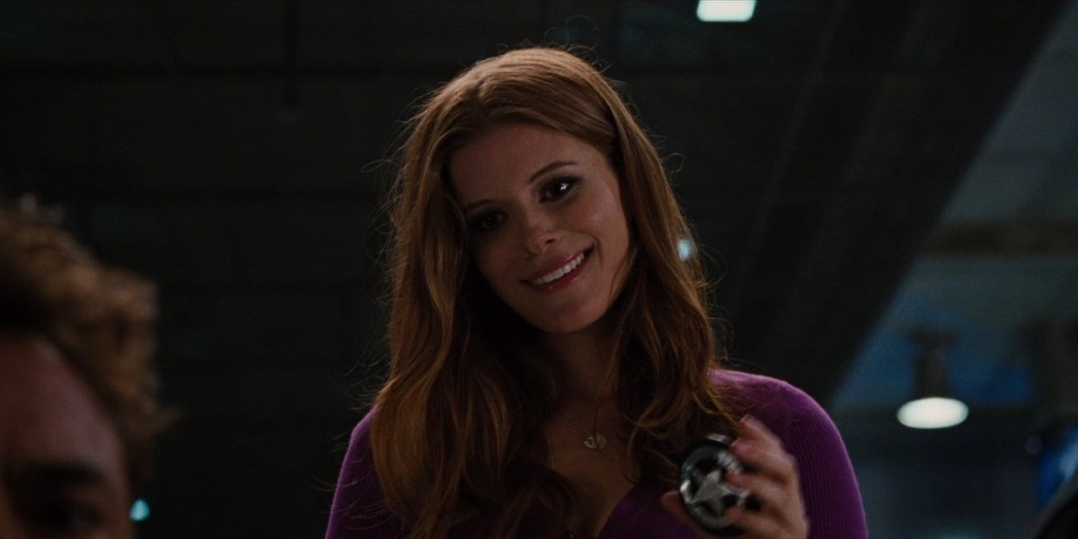 Kate Mara in Iron Man 2