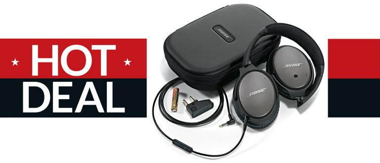 86f99024b4c Gosh, that half price Bose QC25 noise cancelling headphone deal is ...