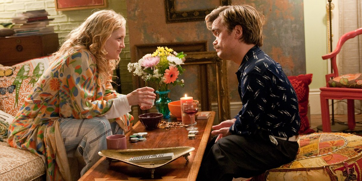 Kate Hudson and Peter Dinklage in A Little Bit of Heaven