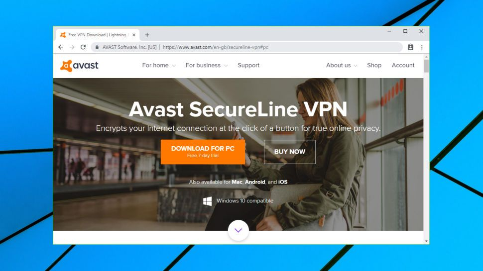 Allow vpn connection to using unverified profile