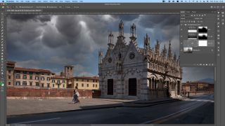 Photoshop CC sky replacement