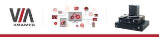 Kramer Releases VIA Site Management