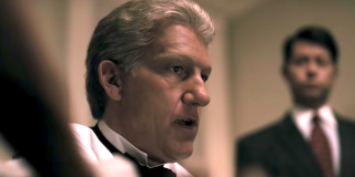Clive Owen as Bill Clinton in Impeachment: American Crime Story