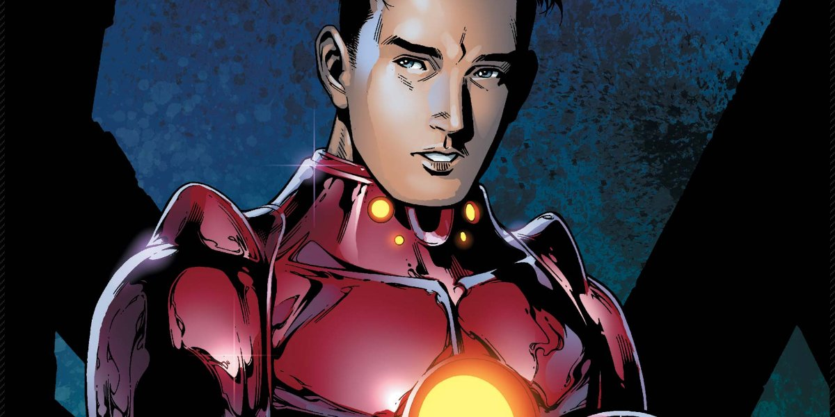 Iron Lad in Young Avengers