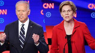 Biden and Warren have yet to throw down, making tonight's debate especially interesting.