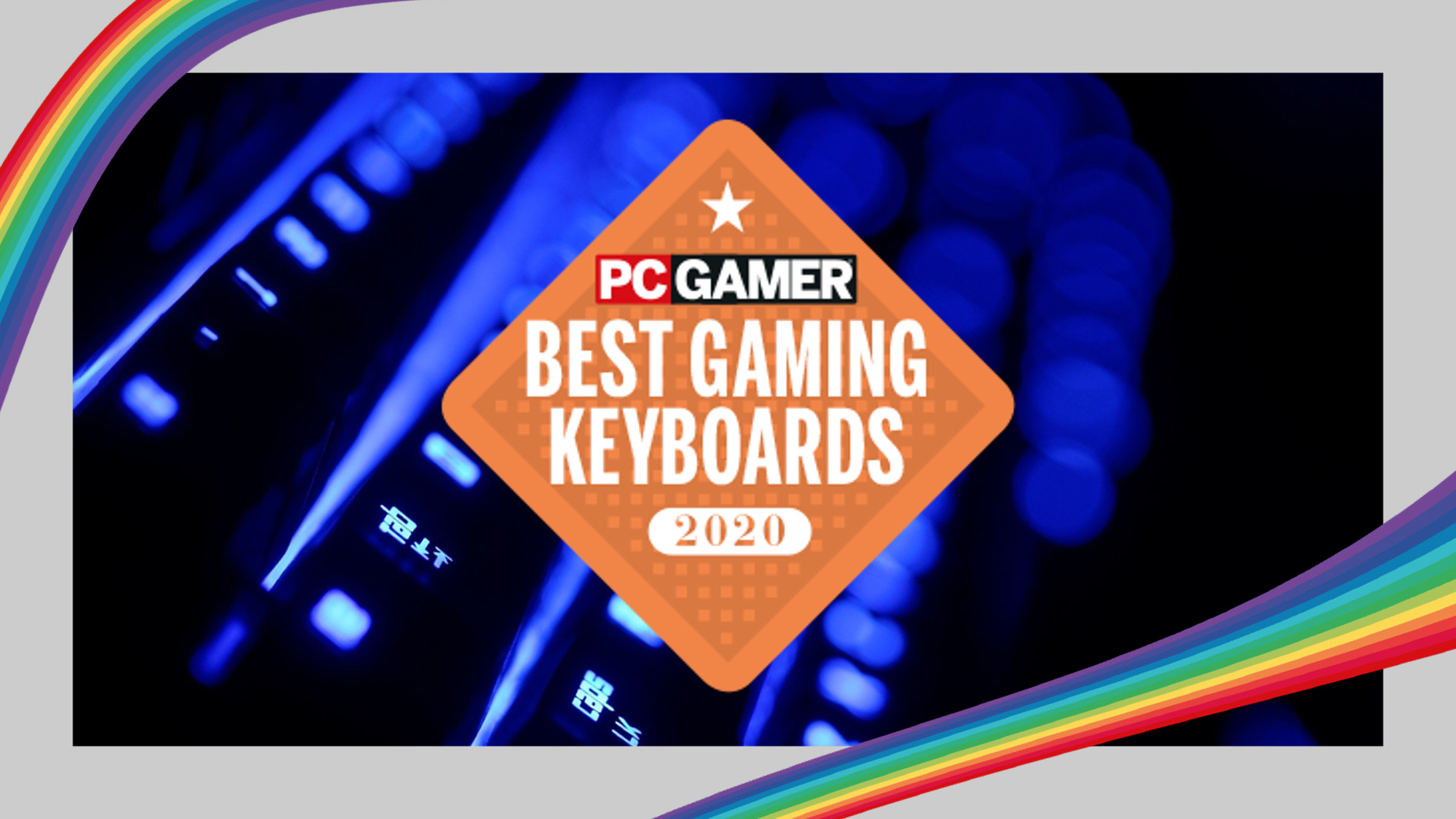 PC Gamer Hardware Awards: What is the best keyboard of 2020?