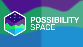 The logo for new studio Possibility Space