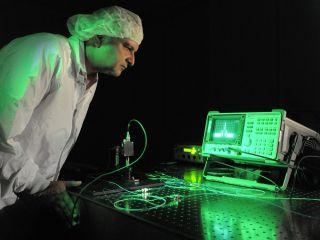 Goddard physicist Babak Saif