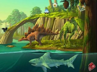 Walk And Learn With Dinosaurs