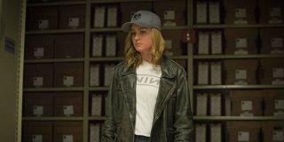 Carol Danvers in her grunge look
