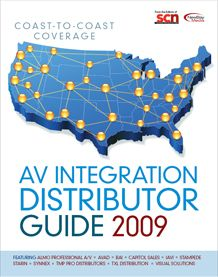 Av Integration Distributor Guide 2009