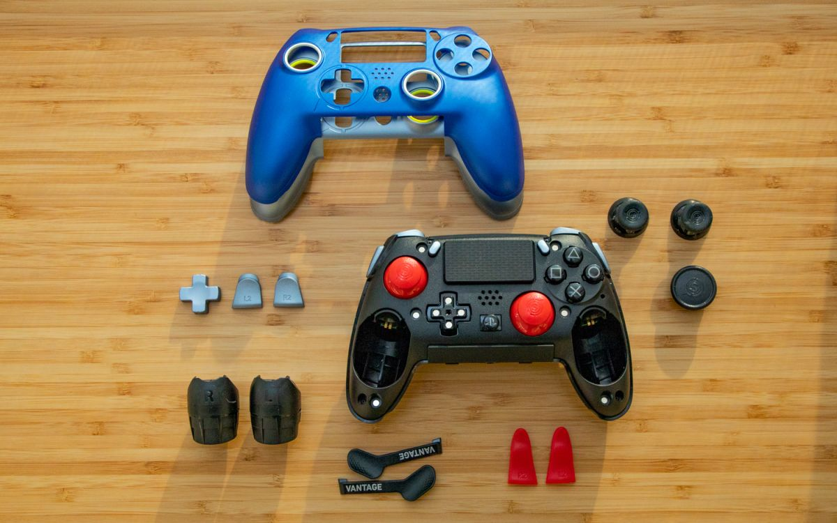 Here's PS4's Answer to the Xbox Elite Controller | Tom's Guide