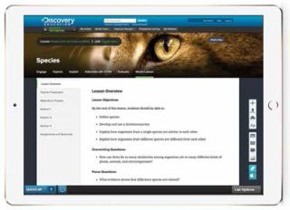 Discovery Education Science Techbook
