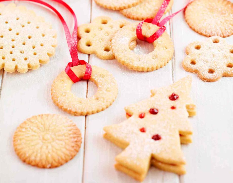 Christmas Shortbread Dessert Recipes Woman Home