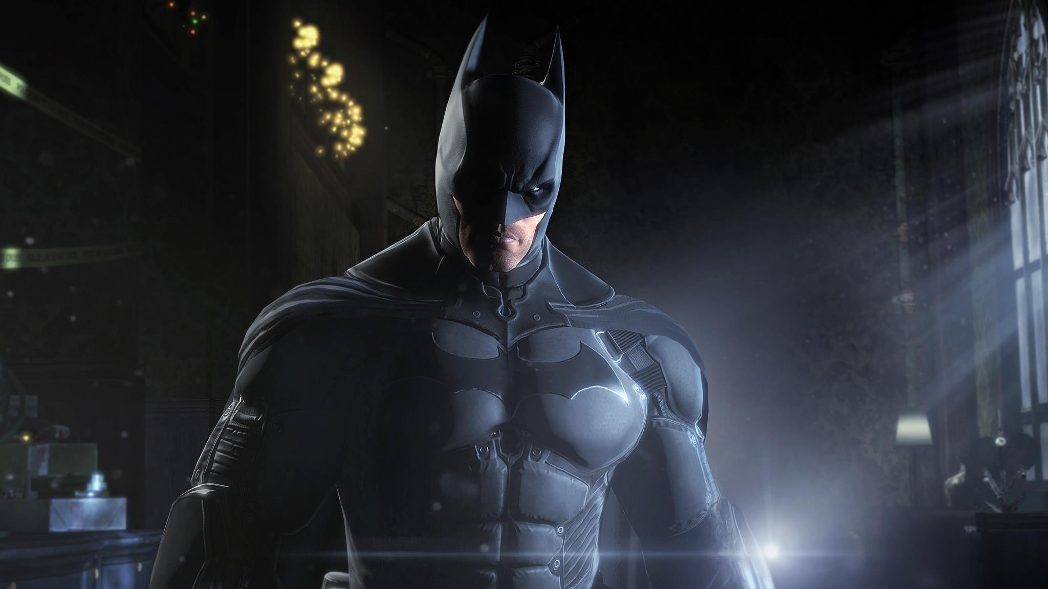 Batman: Arkham Origins Screenshots Are Full Of Christmas Cheer #26508