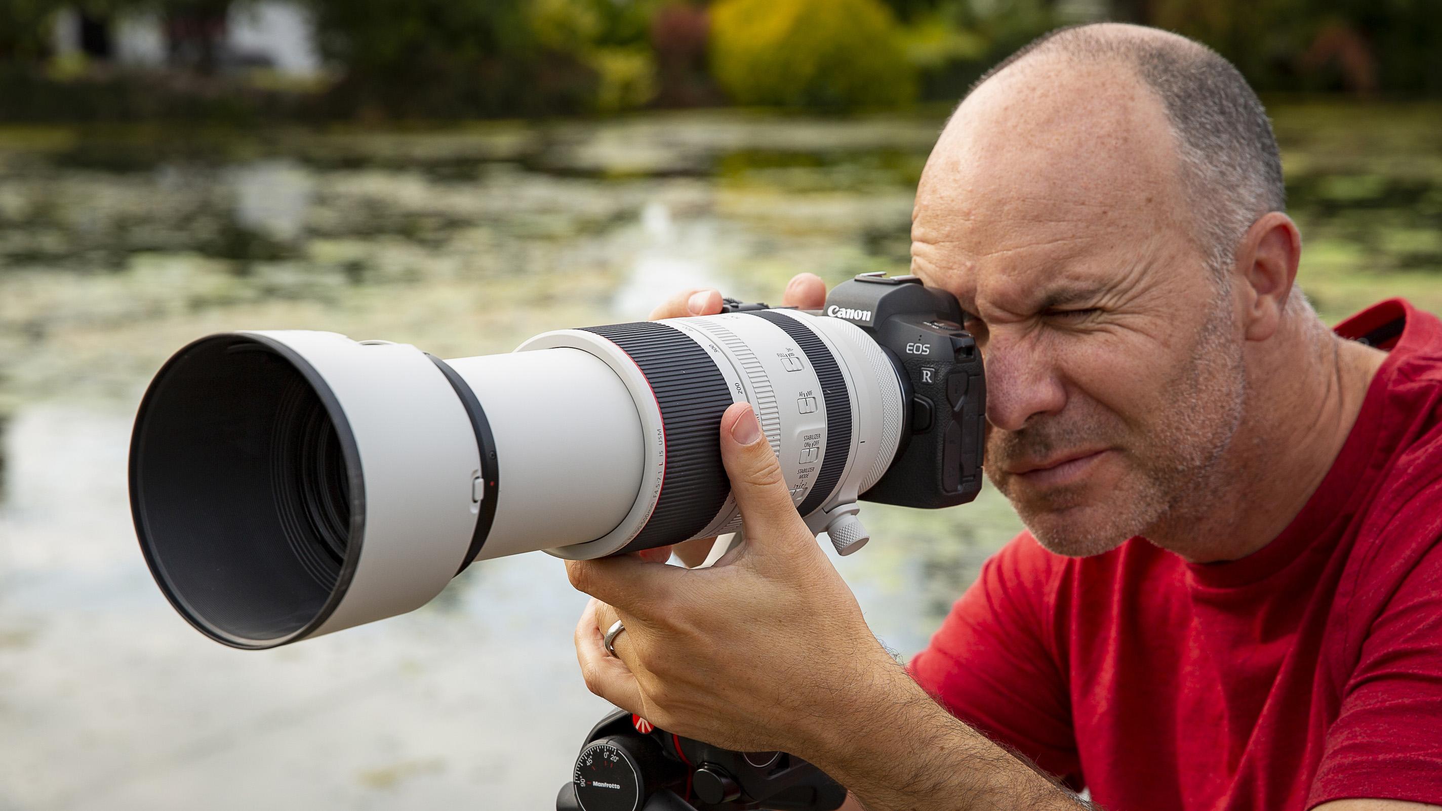 Canon Rf 100 500mm F 4 5 7 1l Is Usm Review Digital Camera World