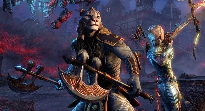 The Elder Scrolls Online's next expansion will be revealed by clicking a Dragonstone