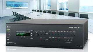 Crestron Launches 3-Series 4K60 Presentation Systems with Built-in AirMedia