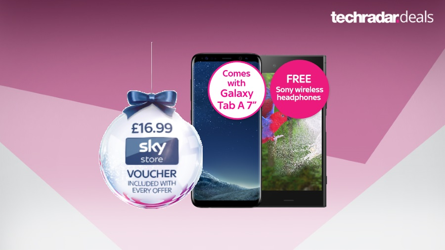 Sky Mobile is giving \'Christmas gifts\' with phone deals, including ...
