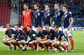 Scotland v Belgium – International Friendly – Hampden Park