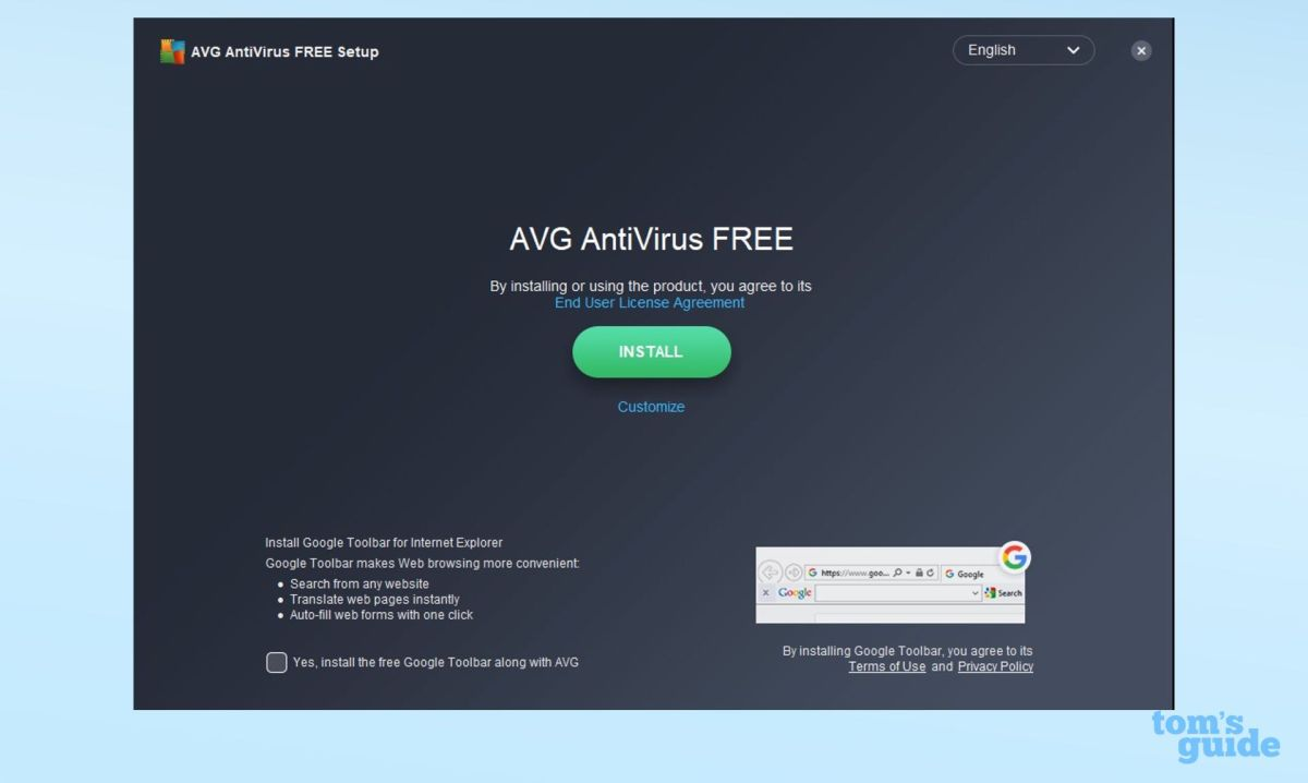 AVG AntiVirus Free: Not Enough Oomph | Tom's Guide