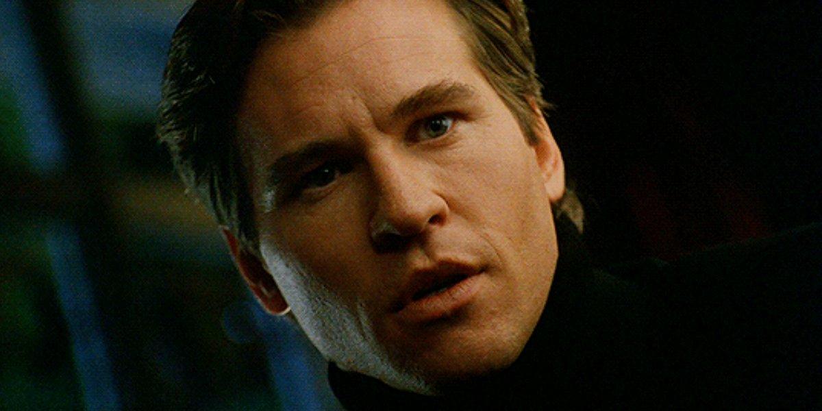 Val Kilmer as Bruce Wayne in Batman Forever