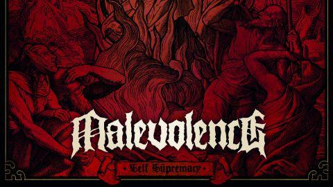 Cover art for Malevolence - Self Supremacy album