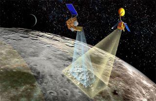 India Moon Probe May Tote Water-Scouting Radar