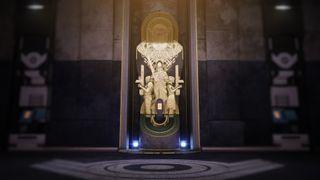 Destiny 2 Exotic kiosk
