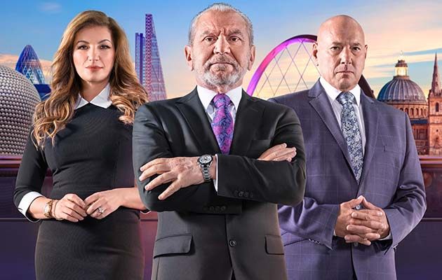 The Apprentice - picture shows Baroness Karren Brady, Lord Sugar and Claude Littner What's on telly tonight? Our pick of the best shows on Wednesday 3rd October
