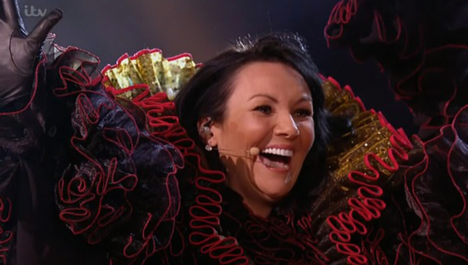 The Masked Singer Swan Martine McCutcheon