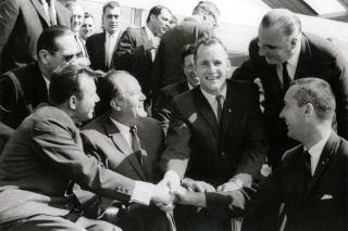 Gemini 4, astronauts, Yuri Gagarin, cosmonauts