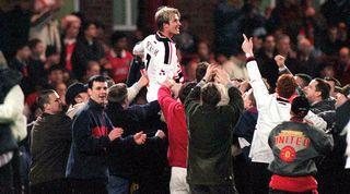David Beckham, Arsenal 1999