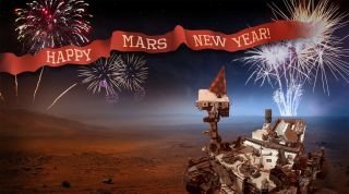 Happy New Year, Mars