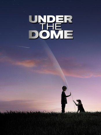 Under the Dome boy and dog