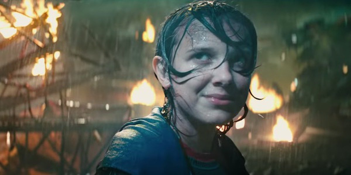 Millie Bobby Brown - Godzilla: King of the Monsters