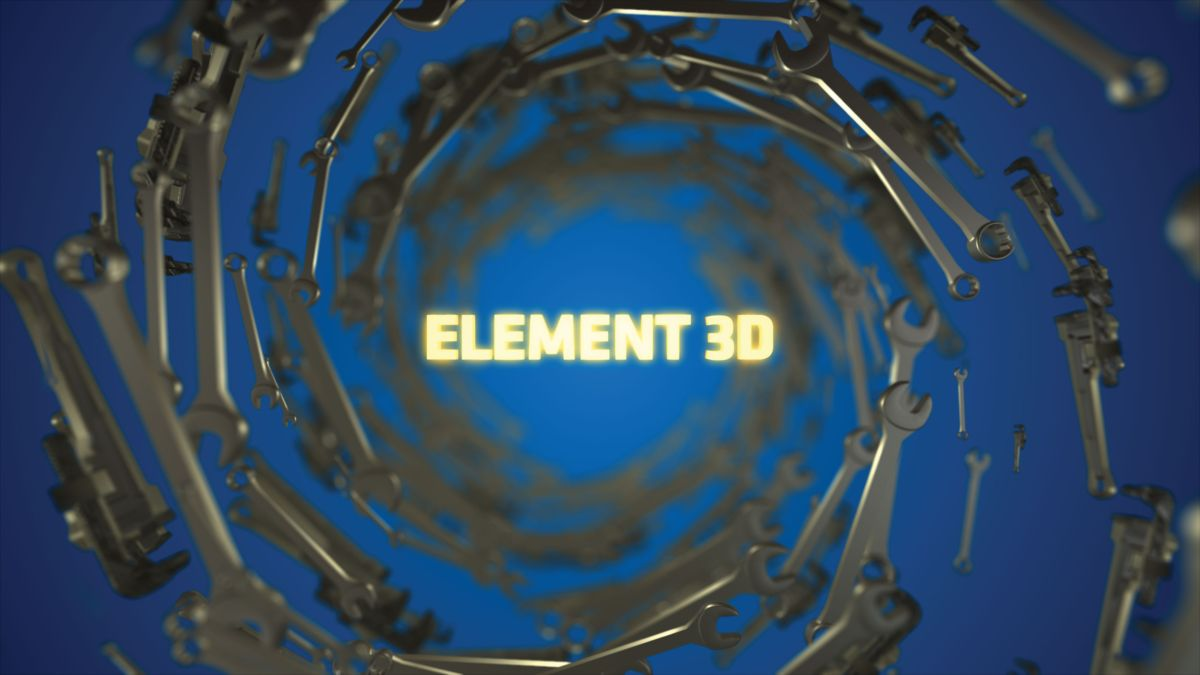 Element 3D: What it is and how to use it