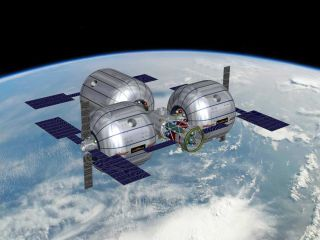 Despite being a feat of engineering and research, the International Space Station's days are numbered, with some estimates aiming between 2014 to 2020 for its end of operations. But Bigelow Aerospace of Las Vegas, Nev., hopes to build new inflatable space
