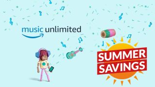 Amazon Music Unlimited deal