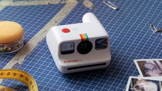 Polaroid Go instant camera