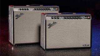 Fender Tone Master guitar amps