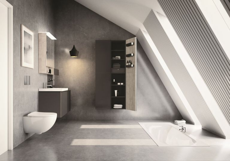 How to choose bathroom lighting real homes todo alt text aloadofball Choice Image