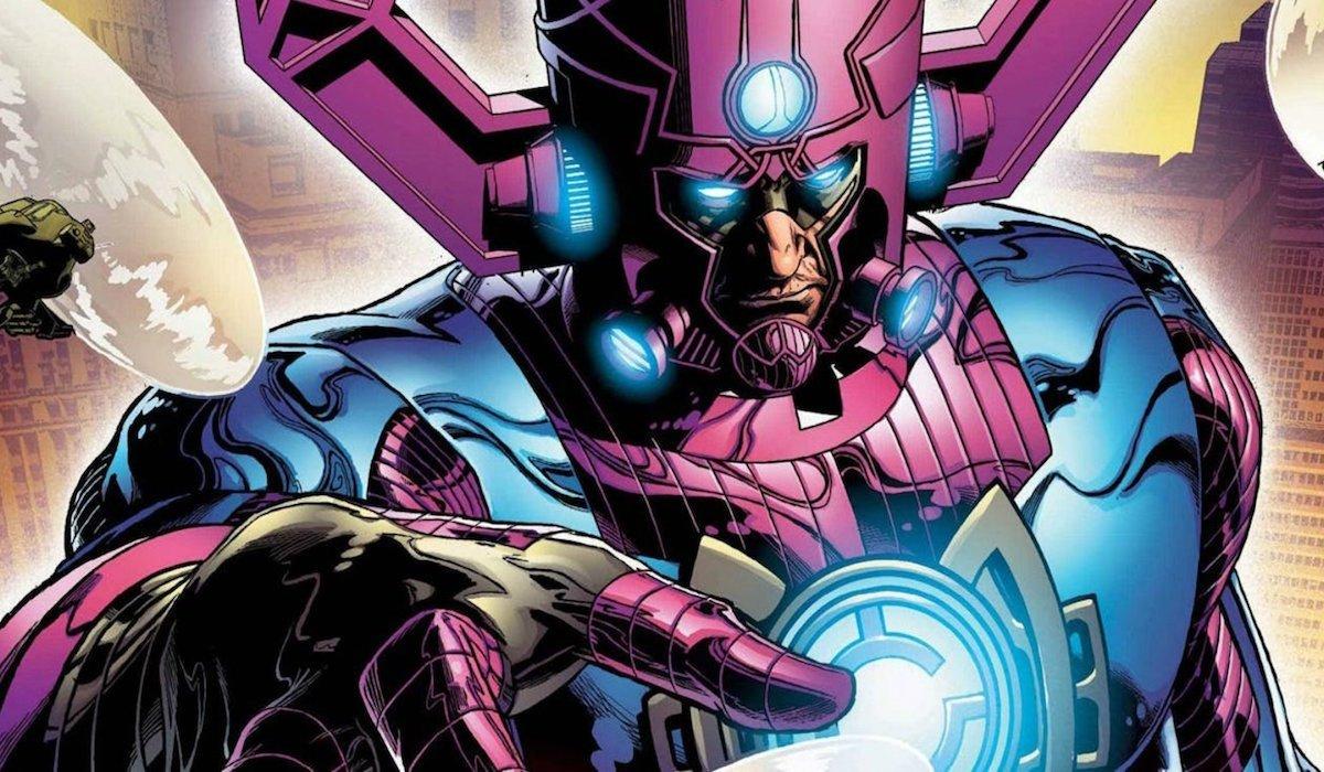 Galactus Marvel Comics