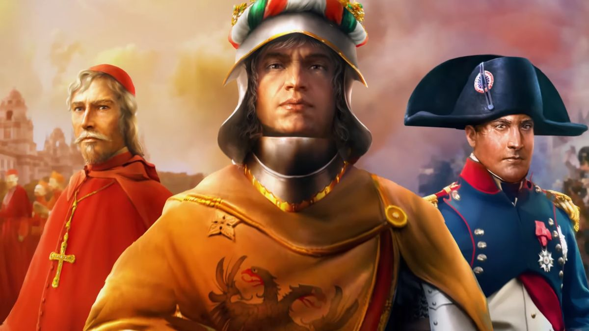 Europa Universalis 4 is going free on the Epic Store -