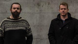 The Soundbyte, L-R: Trond Engum, Rune Hoemsnes