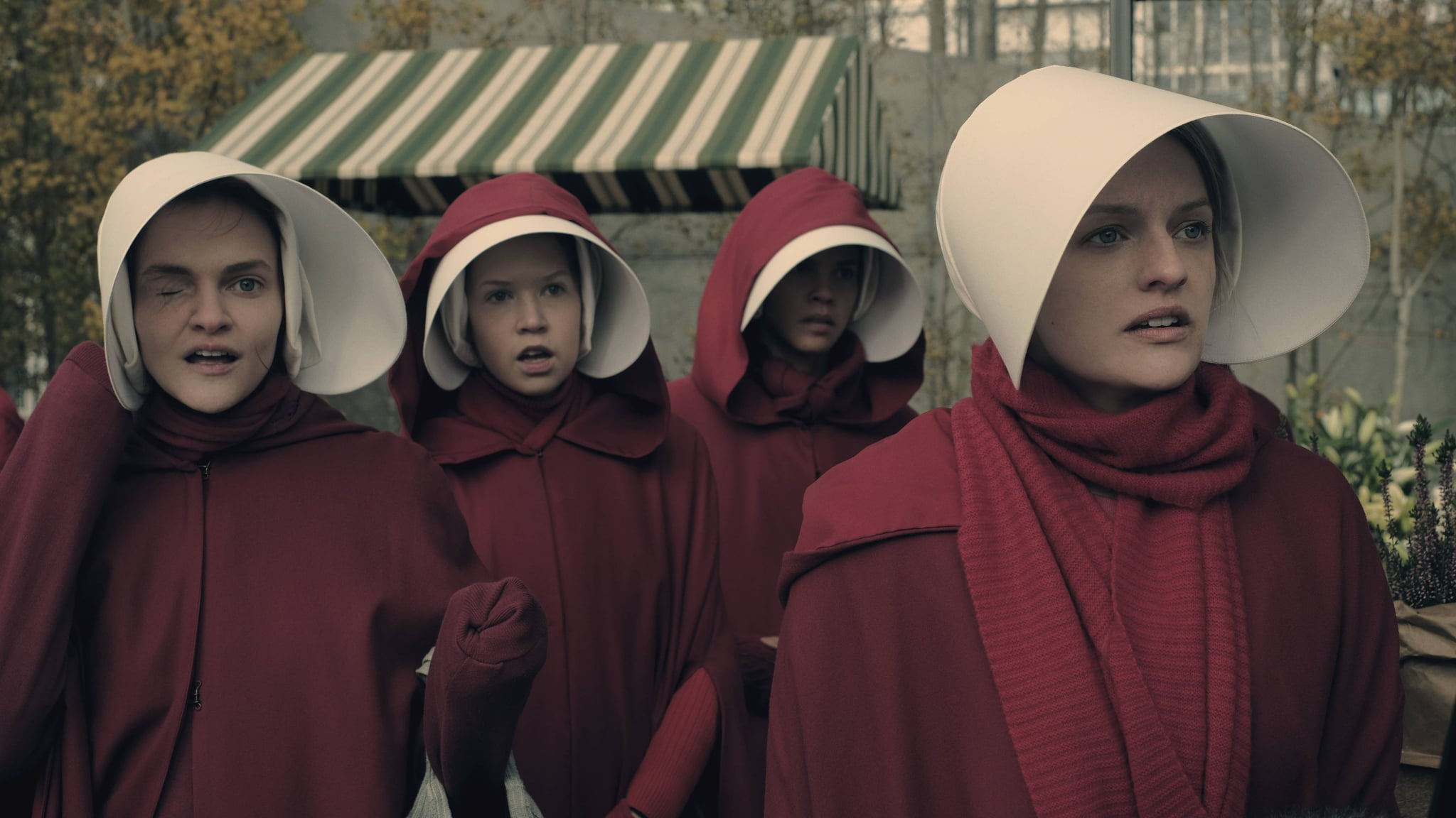 when does the handmaids tale return