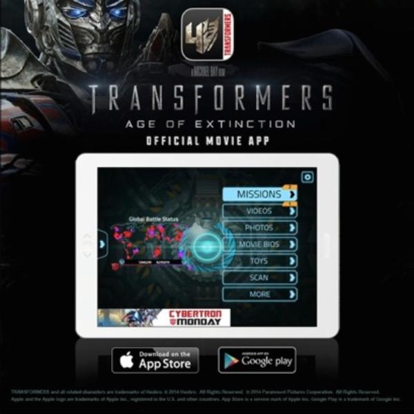 Transformers App