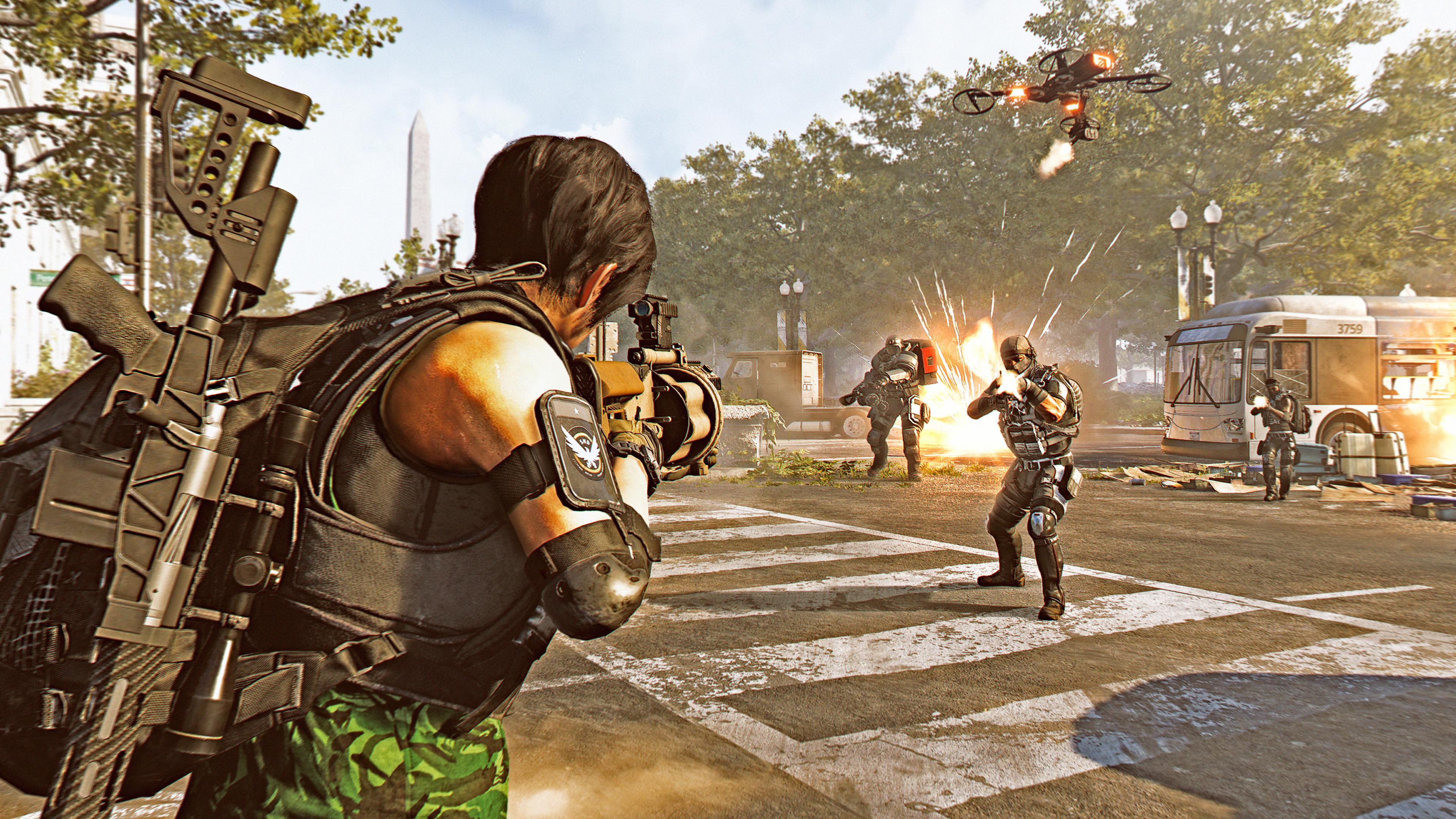 The Division 2's endgame introduces a powerful new faction that